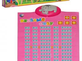 """Интерактивный плакат на стену """"Весёлый счёт"""""""