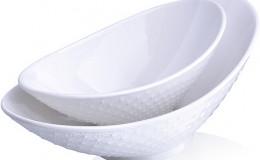 Набор салатниц 2 предмета керамика LR (х12)