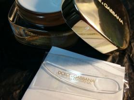 Dolce&Gabbana тональный крем 30 мл.160 тон
