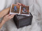 Фотокороб с альбомами