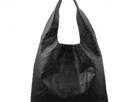 Новая кожаная сумка шоппер мешок Gaude Италия
