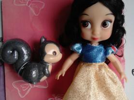 Мини-кукла Белоснежка Disney Animators
