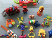 Развивающие Игрушки: Chicсo,Tiny Love, Tolo,Mega B