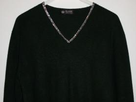 Джемпер женский шерсть Classic Корея р.52-54-56