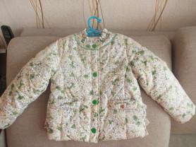 СКИДКА!!! Куртка Colabear размер 98 новая.