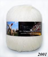 Пряжа ХИТ 80%-поярковая шерсть, 20%-акрил