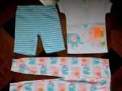 Пижама со слонами (новая)