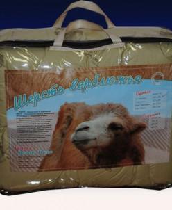 Одеяло «Верблюжья шерсть» 1,5 спальное Размер: 140см х 205см