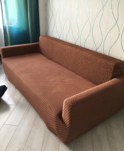 Чехол 3-х местный диван СОТЫ цвета в ассортименте