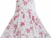 Новое Хлопковое Платье\сарафан на 4г