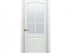 """Межкомнатная дверь """"Палитра"""", по, белая"""