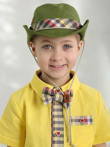 """Шляпа для мальчика """"Сафари"""""""