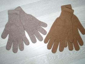 Новые перчатки из верблюжей шерсти Монголия