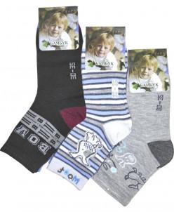 Детские носки Заря С522 бамбук M (20-25) Детские носки Заря