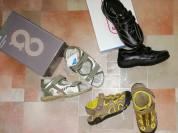 Три пары обуви р. 31-32 пакетом..
