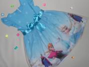 Платье Холодное сердце (новое) Турция