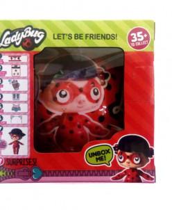 Кукла-сюрприз в шаре LADY BUG (Леди Баг)