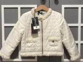 Новая куртка Paessagino на девочку, 4 года