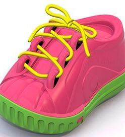 Шнуровка Ботинок в асс-те