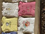 Пакет девочке Mothecare 2-3г
