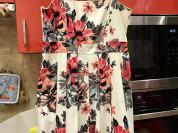 papaya новый сарафан платье р 18 на 50