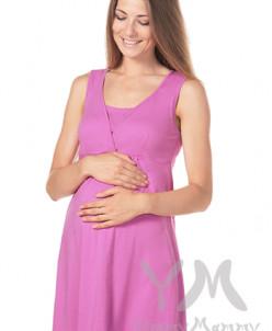 Ночная рубашка Y@mmy Mammy для беременных и кормящих мамочек