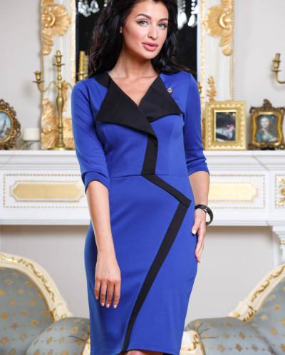 Платье П 422