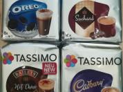 капсулы Горячий шоколад Oreo Tassimo