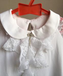 блузка трикотажная Ф*лорис