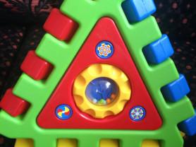 """Интерактивная игрушка """"Пирамидка"""" марки Winner."""
