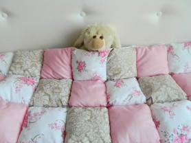 Одеяло-бомбон, одеяло в детскую кроватку