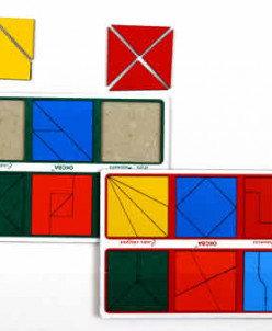 Сложи квадрат 2(Эк) (Ок)