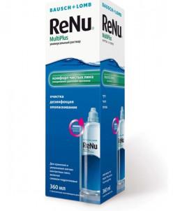 раствор ReNu MultiPlus 360 мл