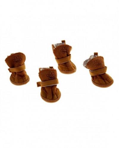 Ботинки Элеганс, набор 4 шт, размер 5 (подошва 6 х 5 см)