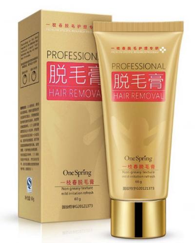 Крем для депиляции Hair Removal One Spring 60ml