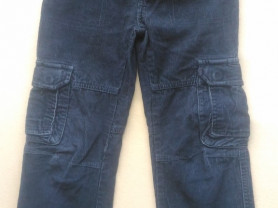 Вельветовые брюки Futurino, p.110