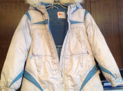 Продам теплую куртку Orby 122-64