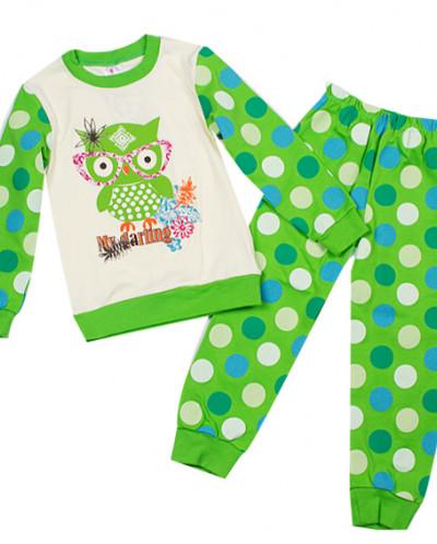 Пижама для девочки Совенок