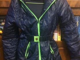 Плащевая куртка