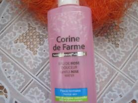 Вода освежающая с экстрактом розы Corine de Farme
