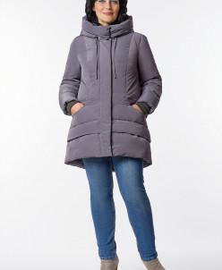 """Пальто """"Бланка"""" серое"""