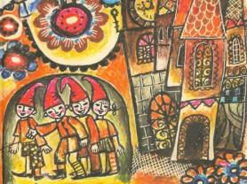 детская книга Замок лгунов
