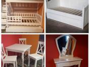 Производство деревянной мебели.