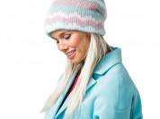 Продам красивую и тёплую шапку!!!Шерсть+мохер)))