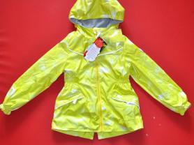 Новая  мембранная куртка ветровка 116+