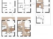 Перепланировка квартир/домов.