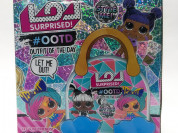 кукла LOL в сумочке