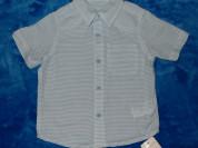 Новая рубашка Mothercare с коротким рукавом, 18-24