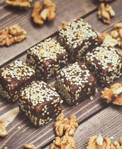 Эко-конфеты Грецкий орех 100 гр.