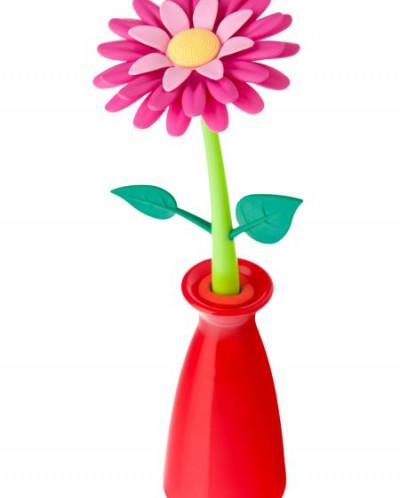 КАНЦТОВАРЫ шариковая ручка FLOWER SHOP